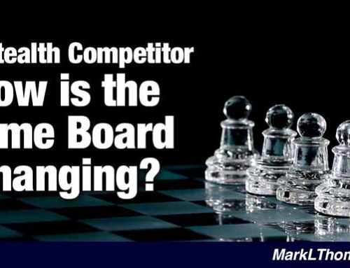 The Stealth Competitor – How is the Game Board Changing?